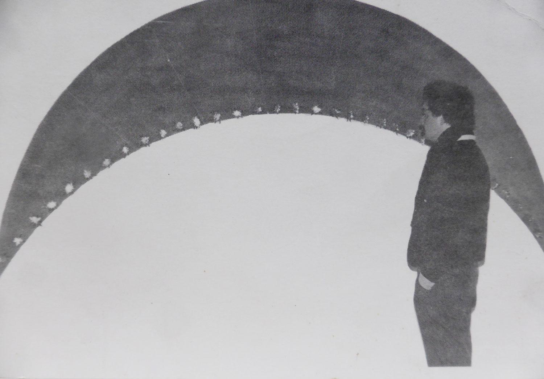 Wandsculptuur, Robert Schmid