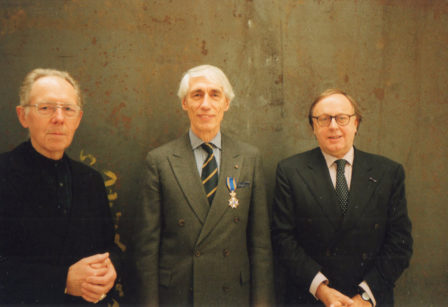 Drie directeuren van Museum Boijmans van Beuningen, © Marion Busch Photography